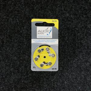 Audio2000 Piles ZA10
