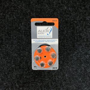 Audio2000 Piles ZA13