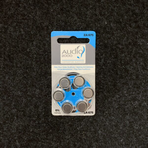 Audio2000 Piles ZA675