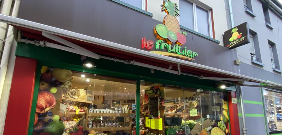 Bannière Le Fruitier