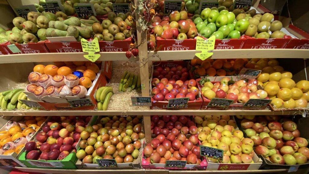 Fruits Le Fruitier