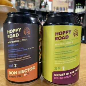 Hoppy Road avant
