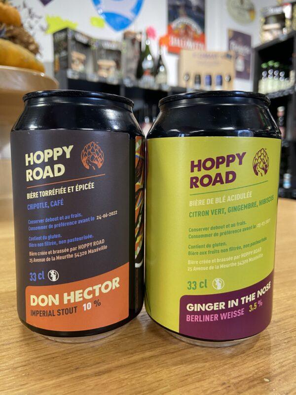 Hoppy Road avant