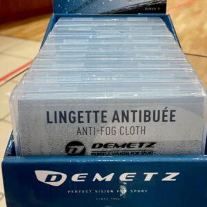 Lingette anti-buée - Demetz