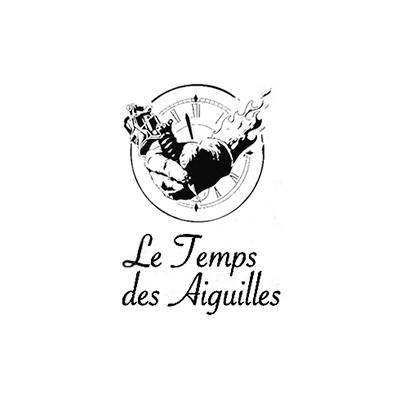 Logo le temps des aiguilles