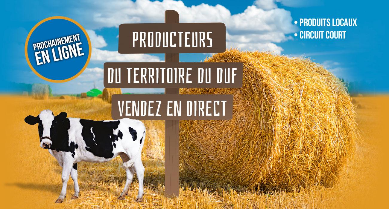 Vente directe par les agriculteurs