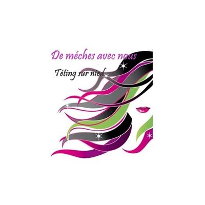 logo de meches avec nous
